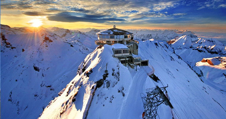 Schilthorn Bergstation