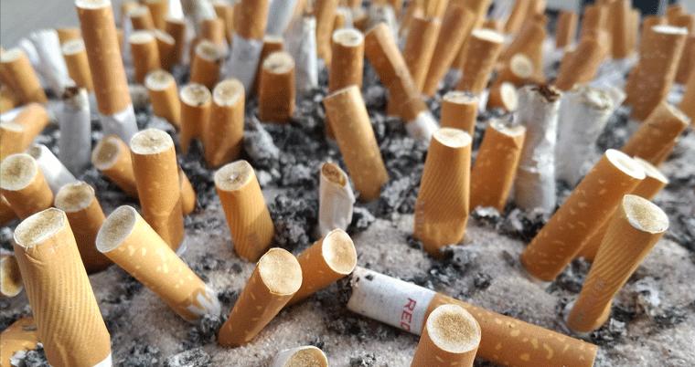 Zigaretten Rauchen