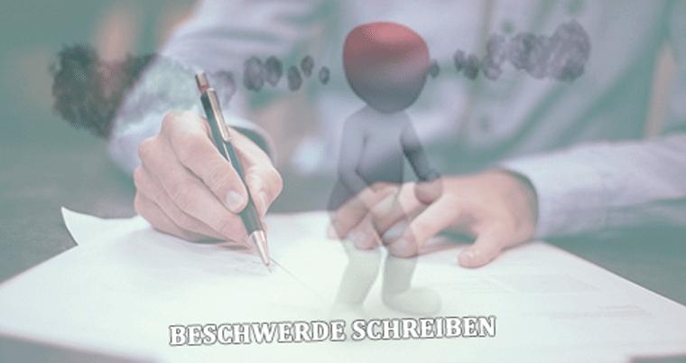 ▷ Beschwerdebrief schreiben - Muster Vorlage kostenlos | Info CH