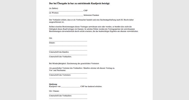 Kaufvertrag Grundstuck Mit Garage Muster Zum Download 11