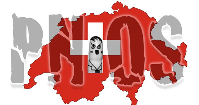 Rechtsextreme PNOS feiert Neonazi-Konzert in der Schweiz