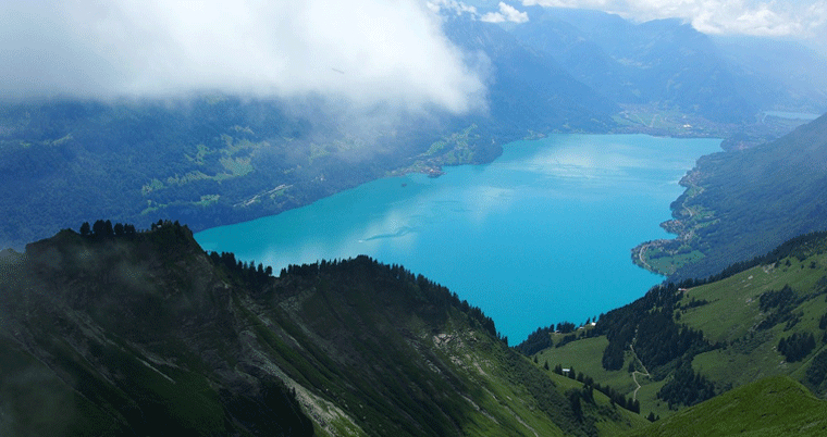 Brienzer Rothorn Brienzersee Alpen berge