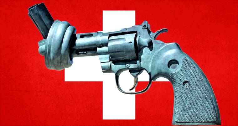 Waffenbesitz Schweiz